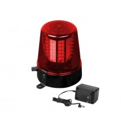 Efect lumini LED police Jb Systems LED POLICE LIGHT RED