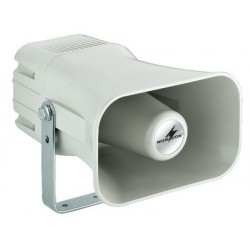 Difuzor tip goarna 100V rezistent la intemperii Monacor IT-32EN
