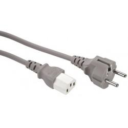 Cablu alimentare (IEC) Monacor AAC-203/GR