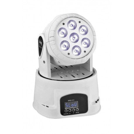 Moving head LED Stage Line WASH-40LED/WS