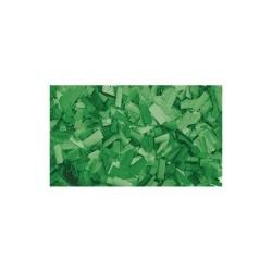 Rezerva confetti dreptunghiular Showtec 55 x 17mm, verde, 1Kg