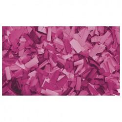 Rezerva confetti dreptunghiular Showtec 55 x 17mm, roz, 1 kg
