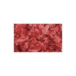 Rezerva confetti dreptunghiular Showtec 55 x 17mm, rosu, 1 kg