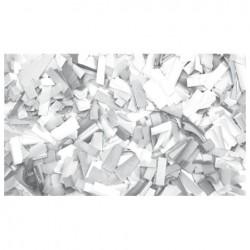 Rezerva confetti dreptunghiular Showtec 55 x 17mm, alb, 1Kg