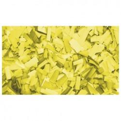 Rezerva confetti dreptunghiular Showtec 55 x 17mm, galben, 1Kg