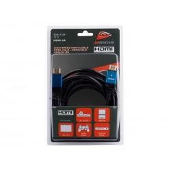 Cablu HDMI tata-tata 5m, HDMI-5M Jb Systems