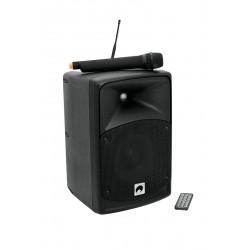 Sistem PA portabil Omnitronic WAMS-08BT