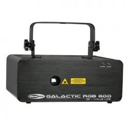 Laser Showtec Galactic RGB-600 Value Line