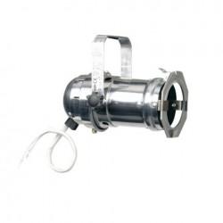 Proiector Showtec Parcan 16, GU5.3 socket argintiu