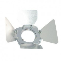 Barndoor Showtec pentru Parcan 16 argintiu