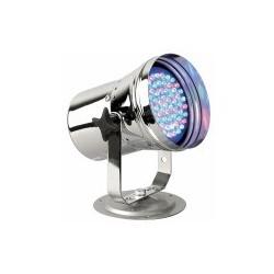 Proiector LED Showtec LED Pinspot DMX argintiu