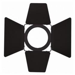 Voleuri barndoor pentru reflector Showtec Stage Beam MKII 650/1000W negru
