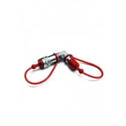 Conector CO2 3/8 90grd MagicFX MFX1110