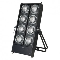 Blinder Showtec Stage Blinder 8 DMX, negru