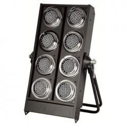 Blinder Showtec Stage Blinder 8 LED, negru