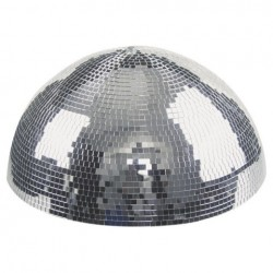 Jumatate de sfera cu oglinzi Showtec Half-mirrorball 30 cm