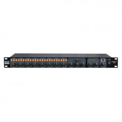 Mixer de rack DAP Audio Compact 8.1