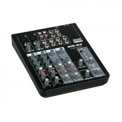 Mixer 6 canale DAP Audio GIG-62