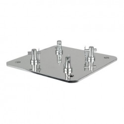 Baza truss Showtec Nanotruss EX polished baseplate