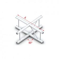 Grinda Showtec 4-Way vertical Pro-30 Step F Truss