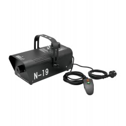 Masina de fum Eurolite N-19 BLACK