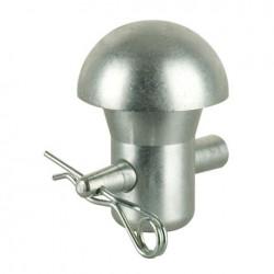 Capac Showtec Endcap for conical receiver Pro-30 G Truss