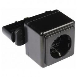 Adaptor electric Showtec Multi Power Adapter Schuko
