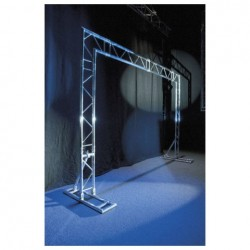 Stand mobil Showtec Mobile DJ Truss Stand