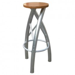 Scaun Showtec Truss stool Trio twisted