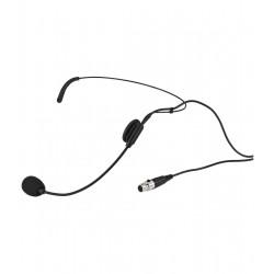 Microfon lavaliera electret headband Stage Line HSE-72