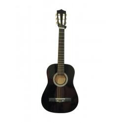 Chitara clasica 1/2, neagra, Dimavery AC-303BK