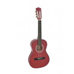 Chitara clasica 1/2, rosie, Dimavery AC-303RD
