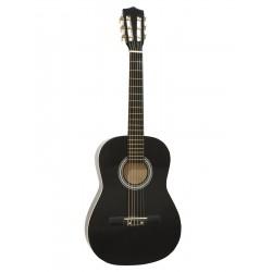 Chitara clasica 3/4, neagra, Dimavery AC-303BK