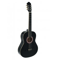 Chitara clasica 4/4, neagra, Dimavery AC-303BK