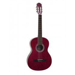 Chitara clasica 4/4, rosie, Dimavery AC-303RD