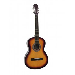 Chitara clasica 4/4, sunburst, Dimavery AC-303SB