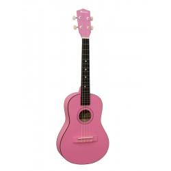 Ukulele baritone, roz, Dimavery UK-300PK