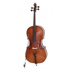 Violoncel 4/4 cu husa, Dimavery CELLO 4/4