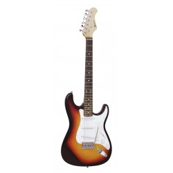 Chitara electrica ST Style, sunburst, Dimavery ST-203 E-Guitar, sunburst