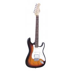 Chitara electrica ST Style, sunburst, Dimavery ST-312SB