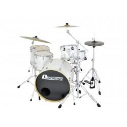Set de tobe profesional, Dimavery DS-555 PEARL-WHITE