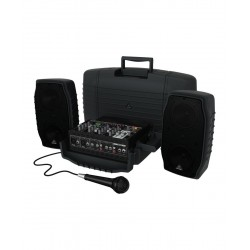 Sistem PA portabil Behringer Europort PPA200