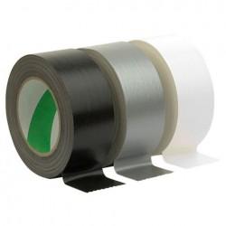Banda Gaffa Nichiban Gaffa Tape Alb 50mm x 25m
