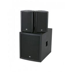 Sistem activ 2.1 DAP Audio Club Mate II