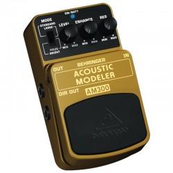 Efect pedala chitara electrica Behringer Acoustic Modeler AM300
