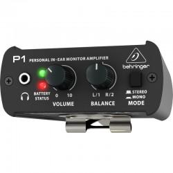 Amplificator semnal casti Behringer P1