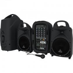 Sistem PA portabil Behringer Europort PPA500BT