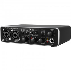 Interfata audio USB Behringer U-Phoria UMC202