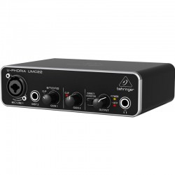 Interfata audio USB Behringer U-Phoria UMC22
