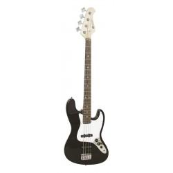 Chitara bas electrica tip Jazz, neagra, Dimavery JB-302BK